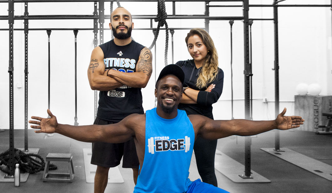 Fitness Edge MD Team